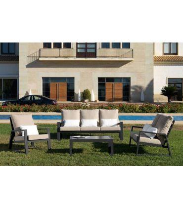 Mesa de centro para terraza y Jardín Colección LAGOS