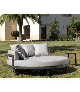 Comprar online Sofá DAYBED Redondo colección LAGOS