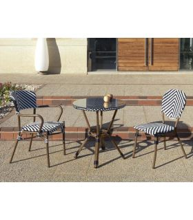 Comprar online Mesa de café para ambientes de exterior Colección PARIS