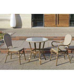 Comprar online Mesa de café para terraza y jardín Colección MADRID