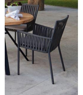 Comprar online Sillón de Comedor para terraza y jardín modelo BOWLINE