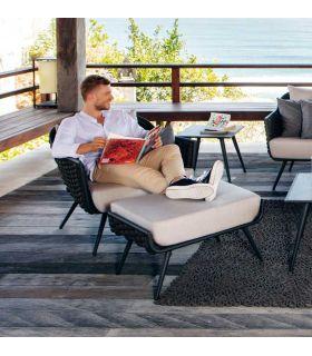 Comprar online Sillón de 1 Plaza en Aluminio y fibra sintética Colección SERPENT