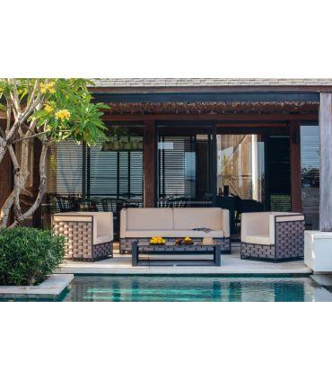 Sofá para decoración exterior Colección BANDIDO