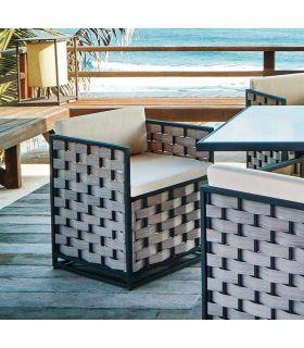 Comprar online Sillón de comedor para decoración exterior Colección BANDIDO