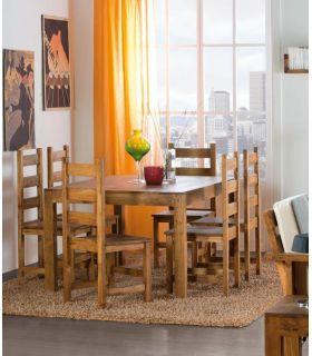 Comprar online Mesas de Comedor en Madera : Colección MINIMAL