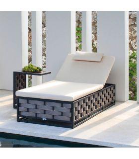 Comprar online Tumbona para decoración exterior Colección BANDIDO