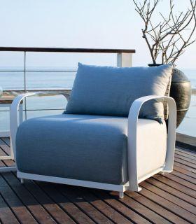 Comprar online Sofá de 1 plaza para ambientes de exterior Colección WINDSOR