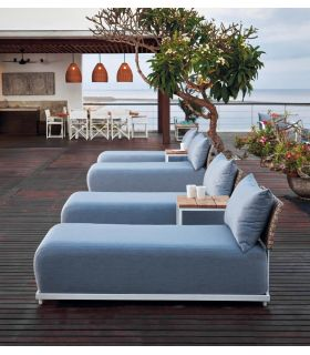 Comprar online Tumbona para decoración exterior Colección WINDSOR