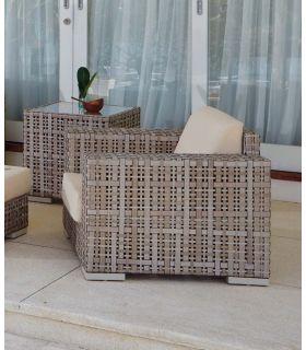 Comprar online Sillón de 1 plaza para decoración exterior Colección MARTIN
