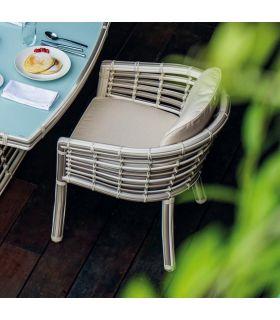 Comprar online Sillón de comedor para ambientes de exterior Colección VILLA