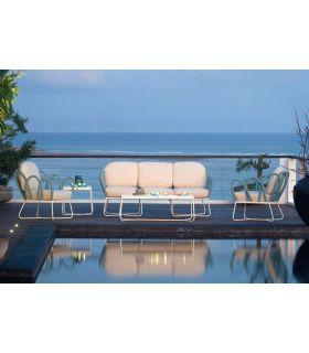 Comprar online Sofá de 2 y 3 plazas para decoración exterior Colección TUSCANY