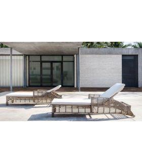 Comprar online Tumbona para ambientes de exterior Colección RUBY
