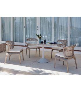 Comprar online Mesa Ovalada para ambientes de exterior ECLIPSE-JOURNEY