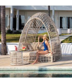 Comprar online Sofá Daybed SURABAYA para decoración exterior