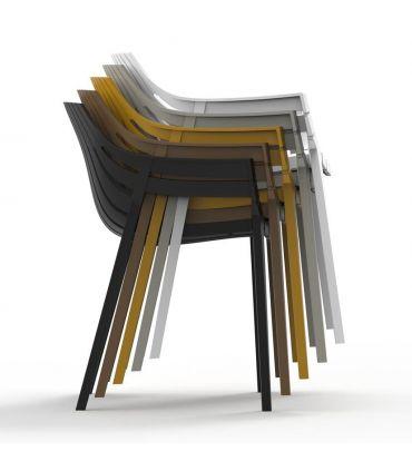 Sillón de Diseño para decoración exterior Colección SPRITZ