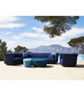 Comprar online Sofá modular para terraza y jardín Colección SUAVE Vondom
