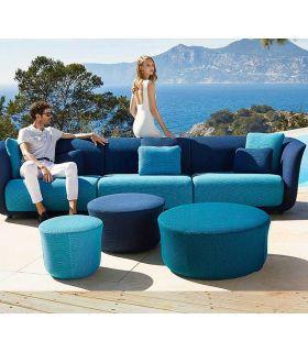 Comprar online Puf de diseño para decoración exterior Colección SUAVE