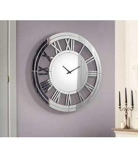 Comprar online Reloj de pared con lunas de espejo modelo LAPSO