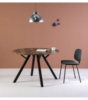 Mesa Redonda para Comedor Salón : Modelo LIVI