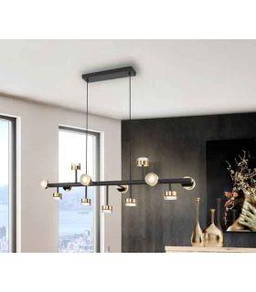 Comprar online Lámpara de techo extensible ALTAIS II 13 Luces