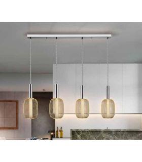 Comprar online Lámpara Lineal para mesa de comedor Colección MICRON