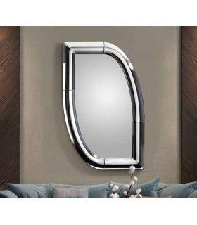 Comprar online Espejo Irregular con marco ovalado modelo CURVES Ojival
