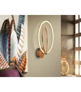 Comprar online Aplique LED de diseño moderno Colección OCELLIS