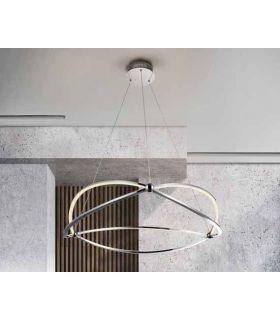 Comprar online Lámpara LED de diseño moderno Colección OCELLIS Cromo
