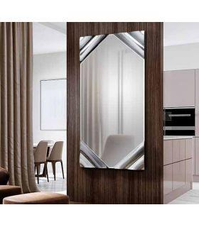 Comprar online Espejo Vestidor de Diseño con lunas onduladas Modelo ONDAS