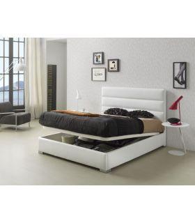 Comprar online Camas Tapizadas con canapé abatible Modelo MURCIA