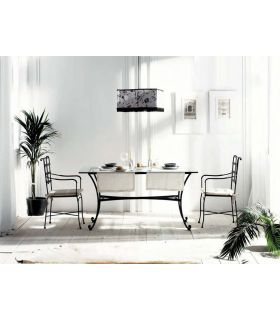 Comprar online Mesa de forja Mod. GENOVA