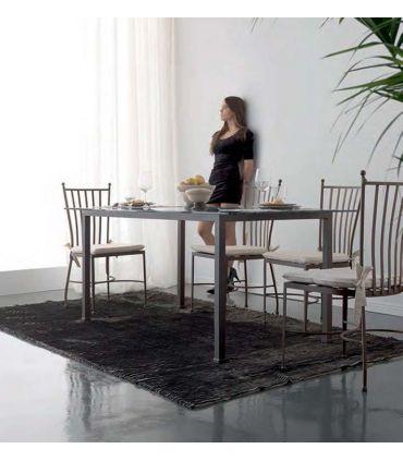 Mesas de Hierro para Salones : Colección MARGIE