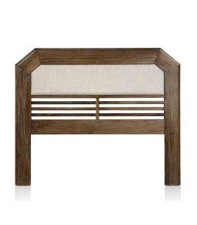 Comprar online Cabecero de madera tapizado Colección SINDORO