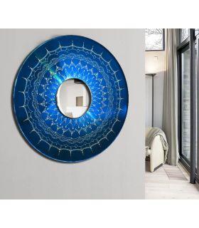 Comprar online Espejo pintado de forma artesanal modelo IRENE
