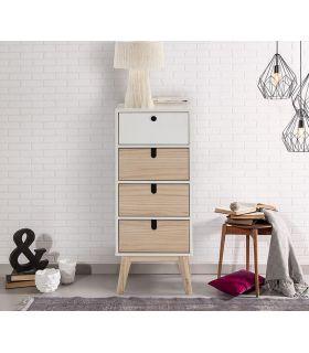 Comprar online Mueble Cajonera de estilo nórdico colección KIARA