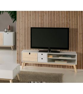 Comprar online Mueble de Televisión de estilo Nórdico Colección KIARA