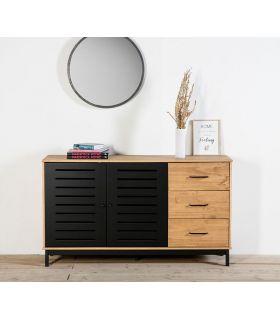 Comprar online Mueble Aparador en madera de pino Colección ALESSIA