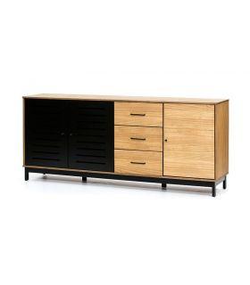 Comprar online Mueble buffet en madera de pino Colección ALESSIA