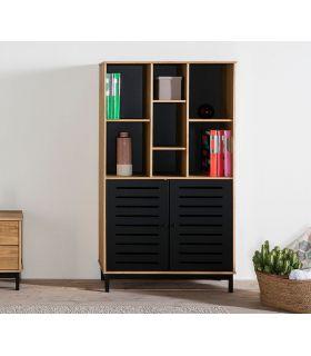 Comprar online Librería Estantería en madera de pino Colección ALESSIA