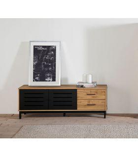 Comprar online Mueble de Televisión en madera de pino Colección ALESSIA