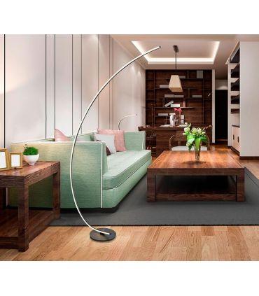 Lámpara de pie de Diseño moderno modelo LINEA