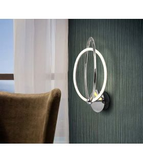 Comprar online Aplique LED de diseño moderno Colección OCELLIS Cromo