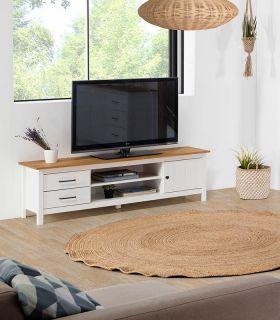 Comprar online Mueble de Televisión en madera de pino Colección MIRANDA