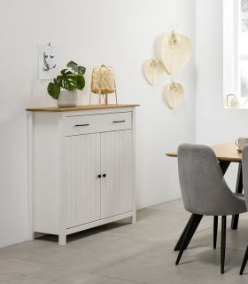 Comprar online Mueble Auxiliar en madera de pino Colección MIRANDA
