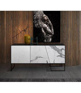 Comprar online Mueble Aparador con frentes de Porcelánico Modelo KERALA
