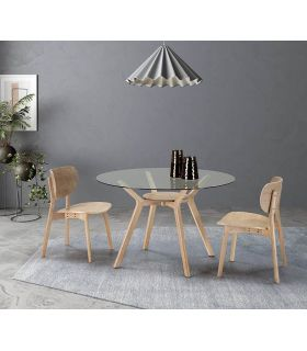 Comprar online Mesa Redonda de estilo Nórdico modelo JOEL