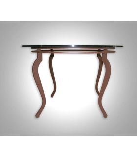 Comprar online Mesa de forja Mod. OLIMPIA redonda.