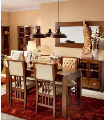 Mesas de Comedor Fijas : Colección FLAMINGO
