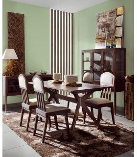 Comprar online Mesas de Comedor de madera : Colección SPARTAN