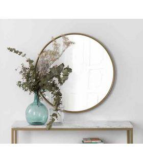 Comprar online Espejo Redondo de Diseño forja modelo FLORIDA